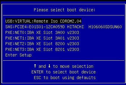 Install Oracle Linux 6 5 or 6 6 OS Manually Using Local or Remote
