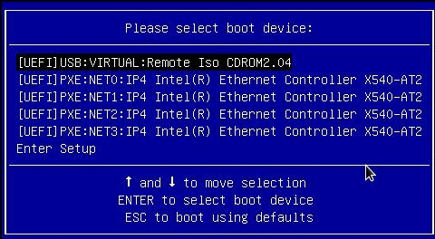 Install RHEL 6 5, 6 6, or 7 Using PXE Network Boot - Oracle® Server