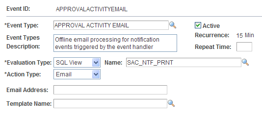 Setting Up Event Notifications and Escalations – Event Evaluation
