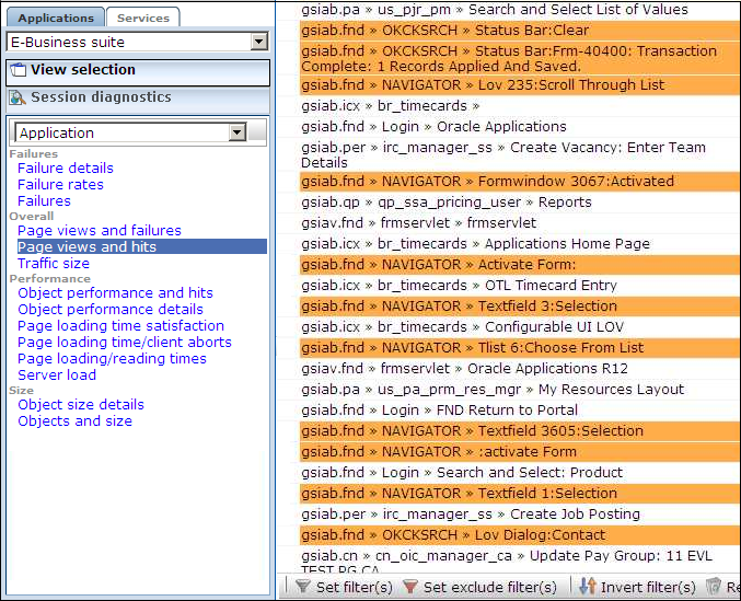 Oracle forms and oracle e business suite support description of figure n 2 follows ccuart Images