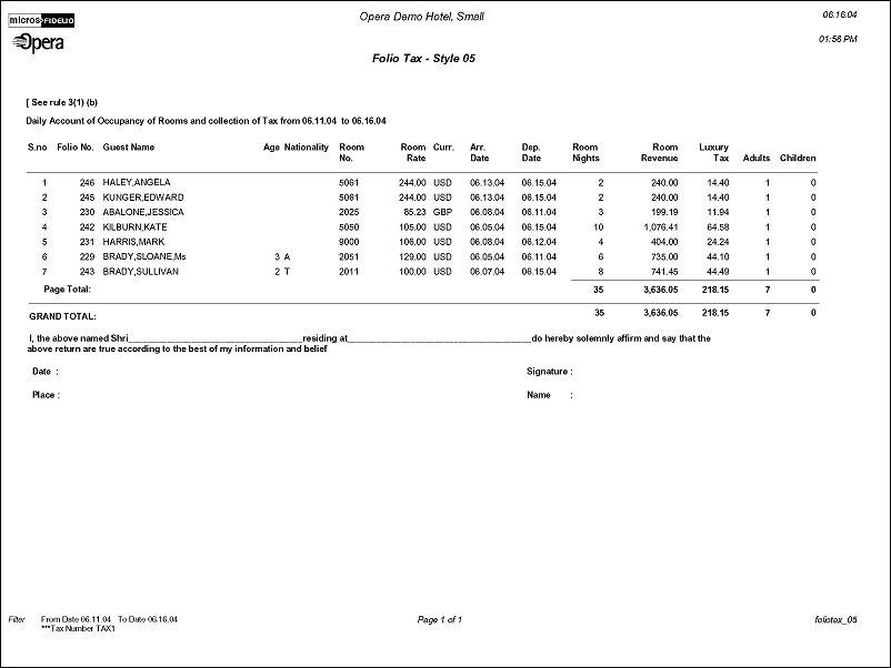 Folio Tax - Style 05 (foliotax_05 with FOL4 FMX)