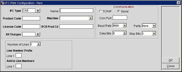 interface cas