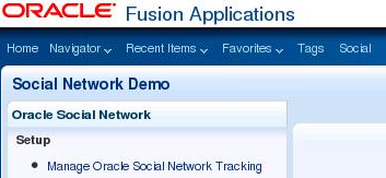 66 Implementing Oracle Social Network Integration
