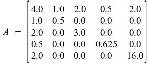 Sparse Matrices - Oracle® Developer Studio 12 5: Performance