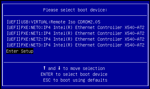 Install Windows Server 2012 R2 Using PXE Network Boot