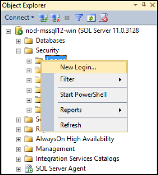 Troubleshooting the Microsoft SQL Server Plug-in