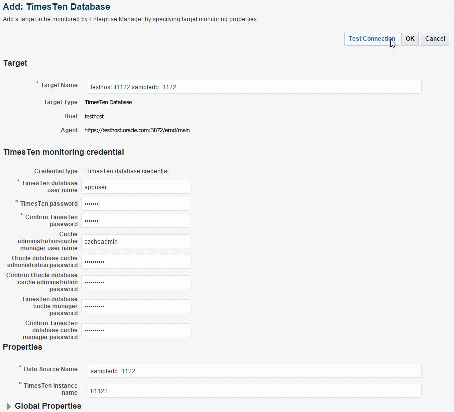 installing the enterprise manager plug in for timesten rh docs oracle com TimesTen vs Hana Sybase IQ