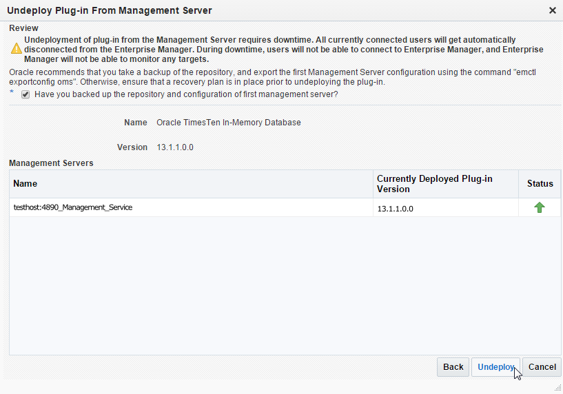 installing the enterprise manager plug in for timesten rh docs oracle com Sybase IQ Sybase IQ
