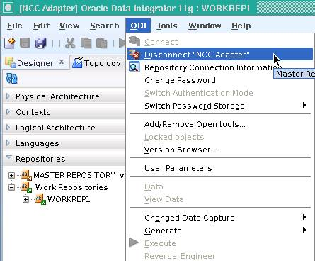 NCC Adapter Installation and Configuration