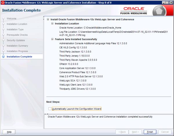 installing oracle weblogic server rh docs oracle com WebLogic Training WebLogic Vulnerability