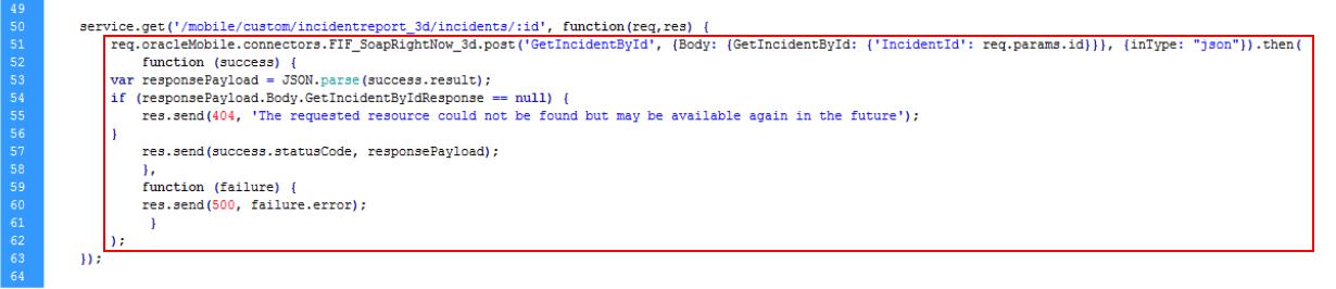 Part 9: Implement custom APIs