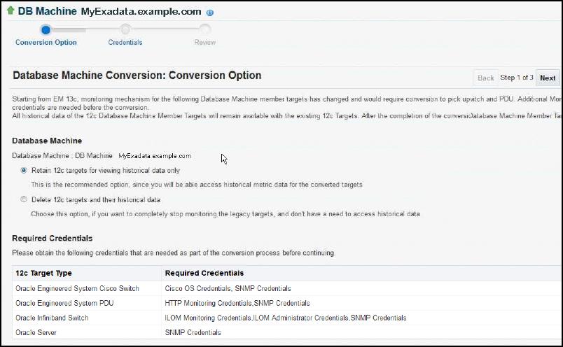 Oracle Exadata Database Machine Administration