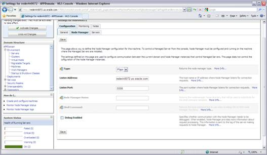 allocation WebLogic Training WebLogic Tutorial