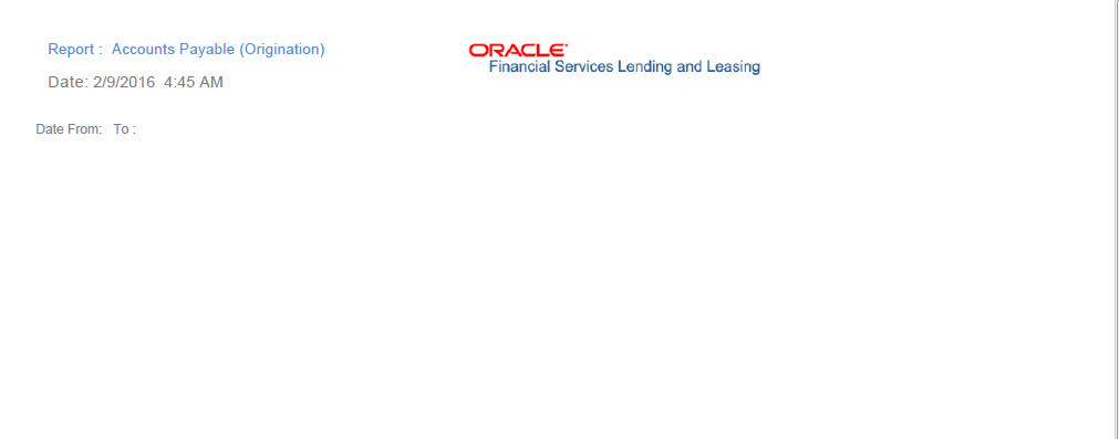Oracle Account Payables User Guide