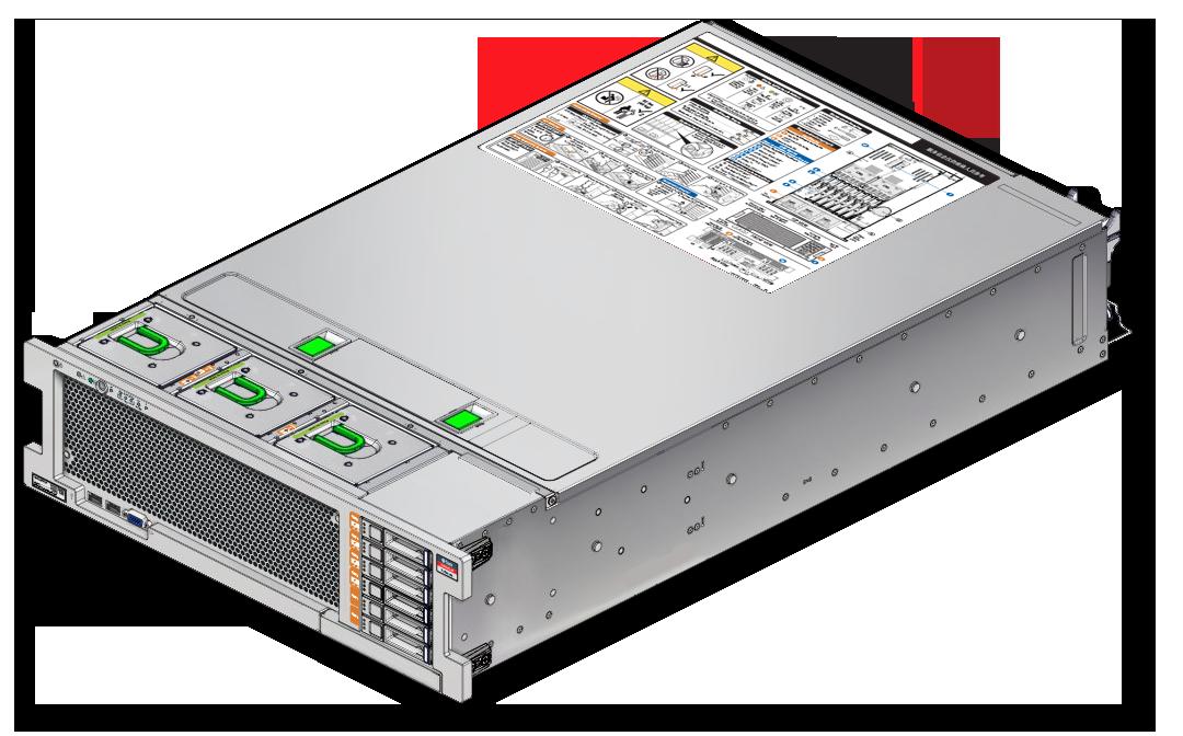 Server Overview - SPARC T8-2 Server Installation Guide