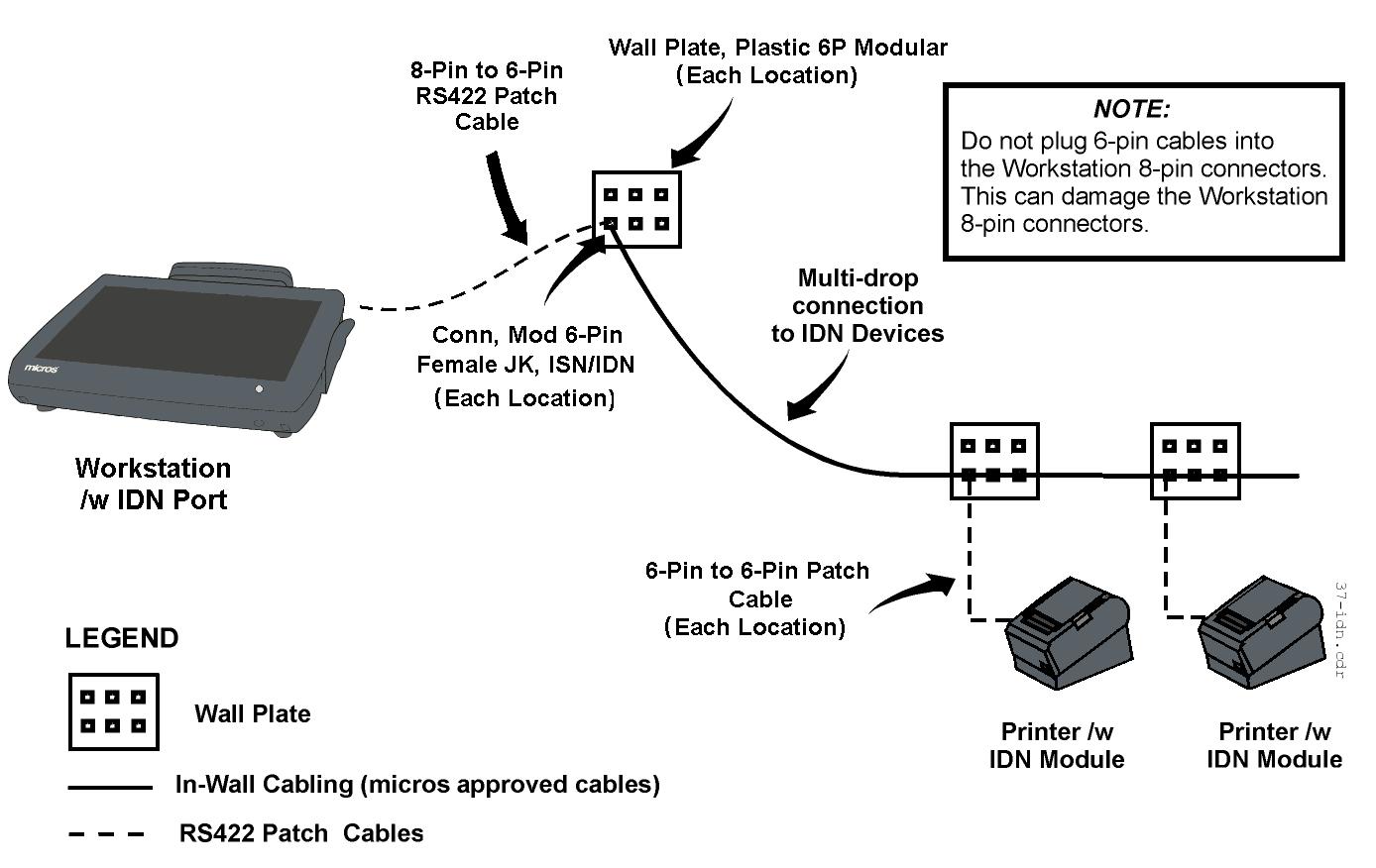 Wiring Diagram Cash Drawer