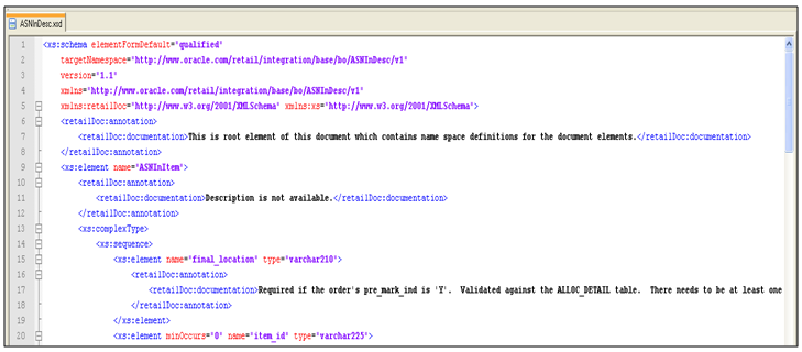 Appendix: Example of Customization and Localization for ASNInDesc