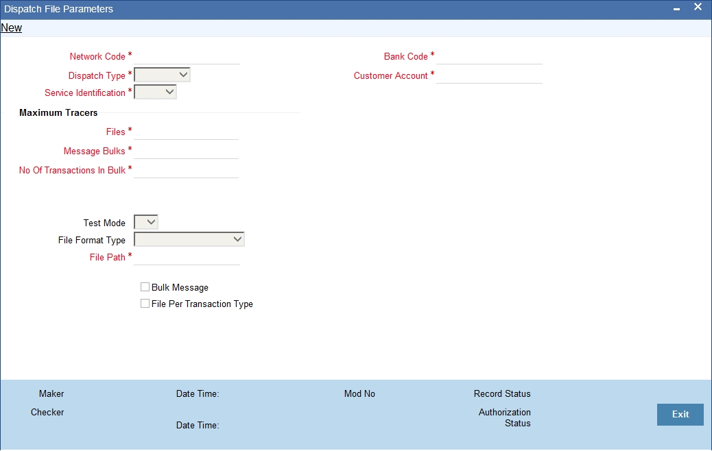 5  Processing a Payment or Collection Transaction