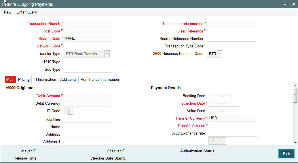 3  Fedwire Payments