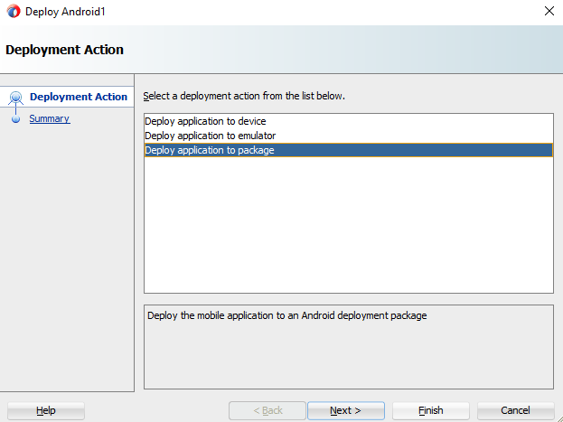 Installing and Setting up the Application