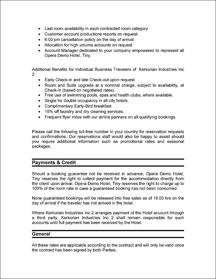 Sample Fit Contract Page 4 Pdf