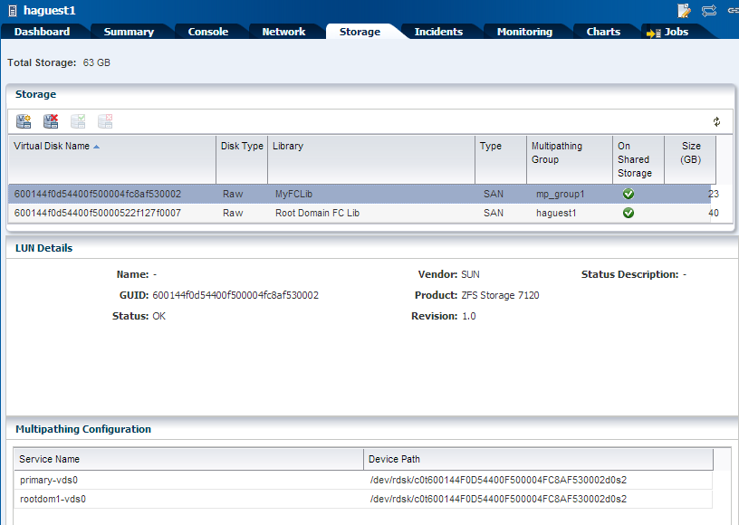 Oracle® Enterprise Manager Ops Center Manage the