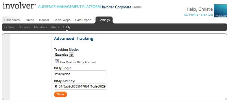 Product Documentation : Custom Bit ly