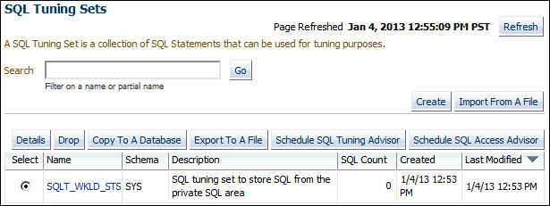 Sql database link oracle