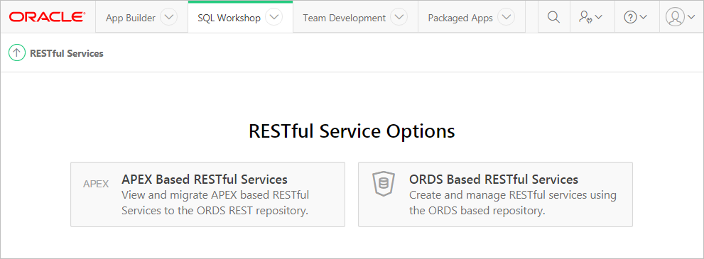 How to Access RESTful Services