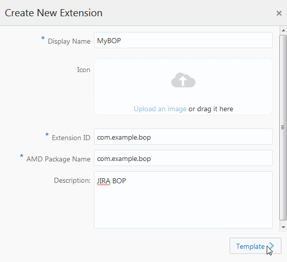 Creating a Business Object Provider for Oracle Visual