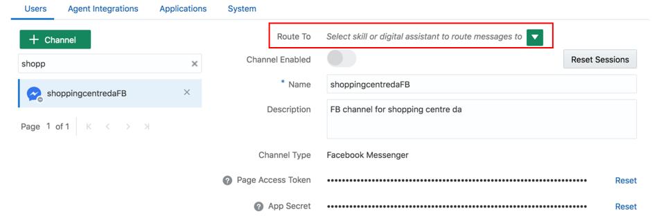 Expose Your Digital Assistant through Facebook Messenger