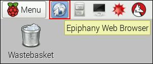 Quick Start Tutorial Using a C POSIX Application on a Raspberry Pi