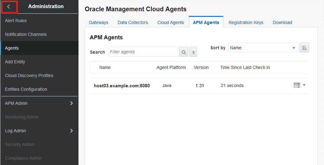 Installing Oracle Application Performance Management Agents on