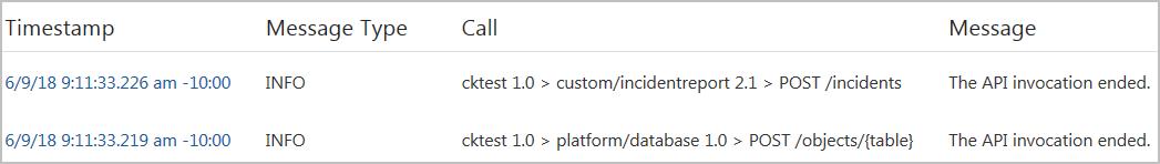 Implementing Custom APIs