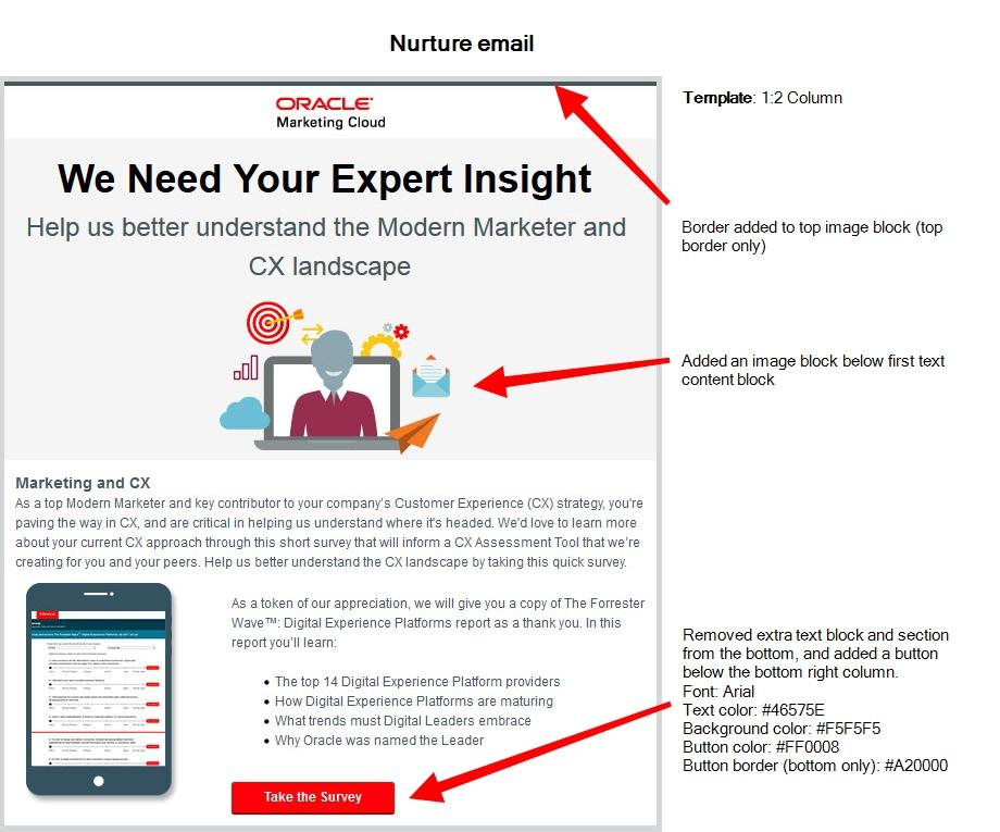 Examples of emails survey email altavistaventures Choice Image