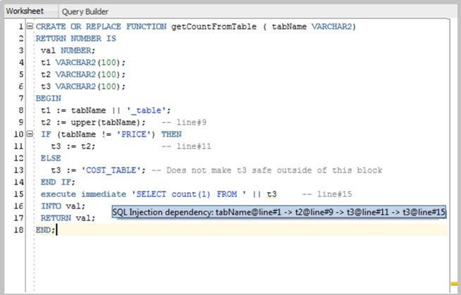 SQL Developer Concepts and Usage