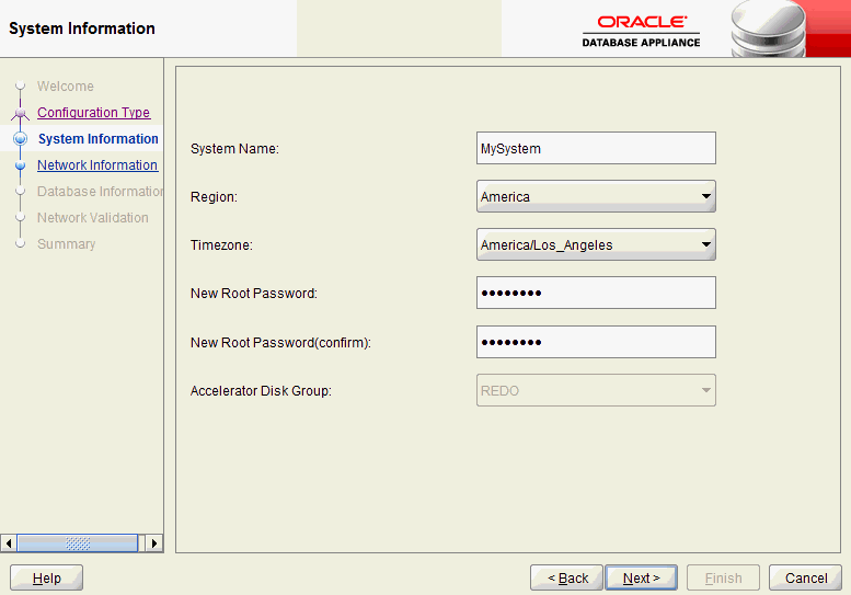 Provisioning an Oracle Database Appliance Virtualized Platform