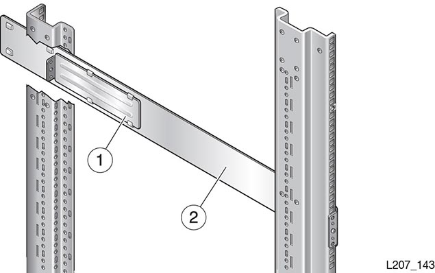 Install the Base Module Front Rails