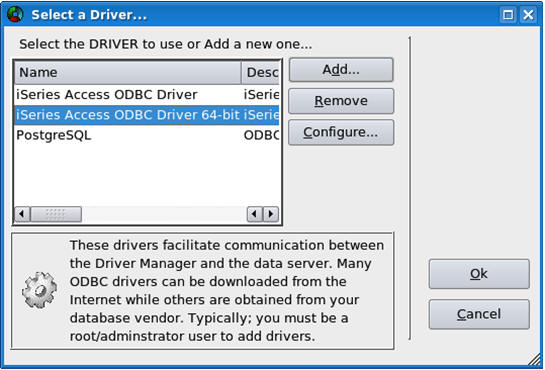 LINUX ODBC DRIVER DOWNLOAD FREE