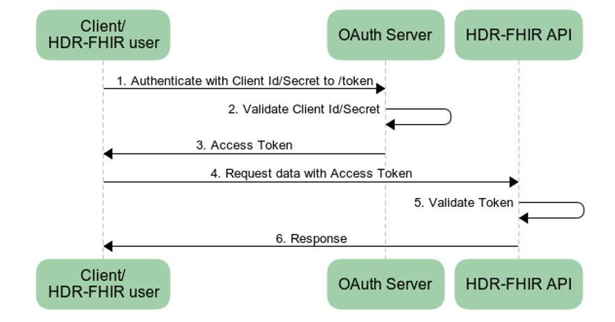 Using The Oauth 2 0 Protected Api