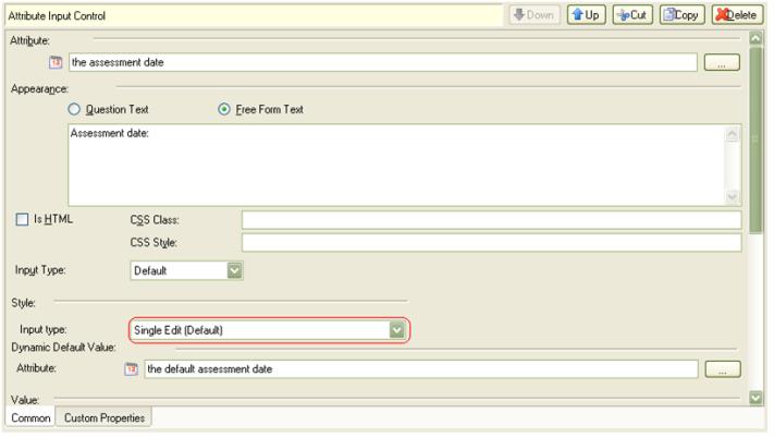 Custom Control – Calendar Date Control Walkthrough Example