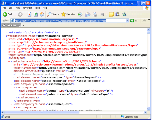 Tutorial: Create and use a JAX-WS web service client for