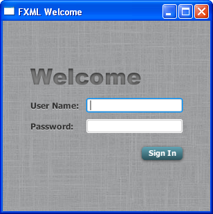 Getting Started with JavaFX: Using FXML to Create a User Interface