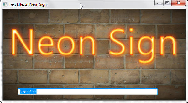 Using Text and Text Effects in JavaFX | JavaFX 2 Tutorials and