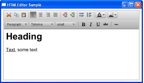 Using Javafx Ui Controls Html Editor Javafx 2 Tutorials