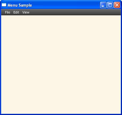 Using JavaFX UI Controls: Menu | JavaFX 2 Tutorials and