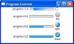 Using JavaFX UI Controls: Progress Bar and Progress