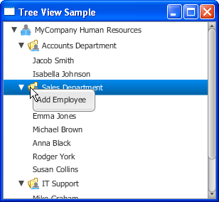 Using JavaFX UI Controls: Tree View | JavaFX 2 Tutorials and
