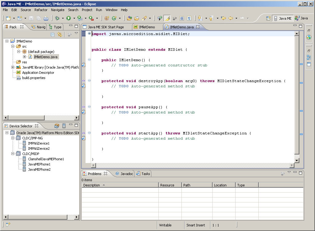 eclipse how to delete the project name in use