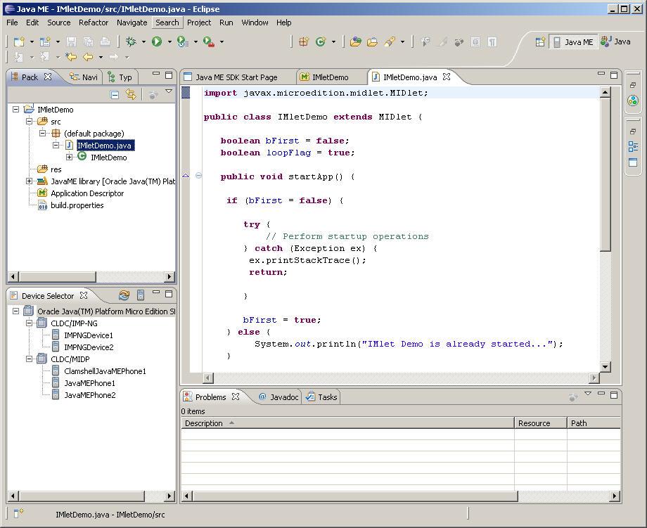 image Nanj sdk project start